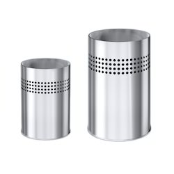 Half Perforated Bins