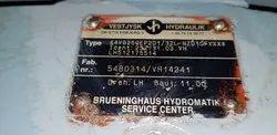 REXROTH A4VG250EP2D1/32L MODEL HYDRAULIC PUMP