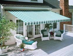Multi Colors Awnings