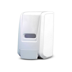塑料ABS白色FSD 400 W泡沫皂液器,包装类型:纸箱