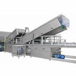 Pallet Washing Conveyor