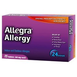 Allergy Relief Tablets - Allergy Tablets Latest Price