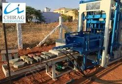 Chirag Multi Speed Block Making Machine
