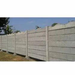 Prefab RCC Compound Wall