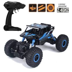 Remote Controlled Monster Car Toy