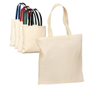 Sandex Corp Canvas Cotton Shopping Bag, Capacity: 2-5kg