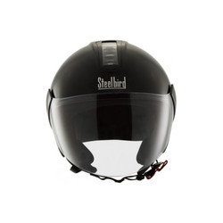 Steelbird Cruze Natural Open Face Helmet