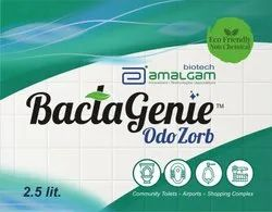 Bio enzyme for odur removal