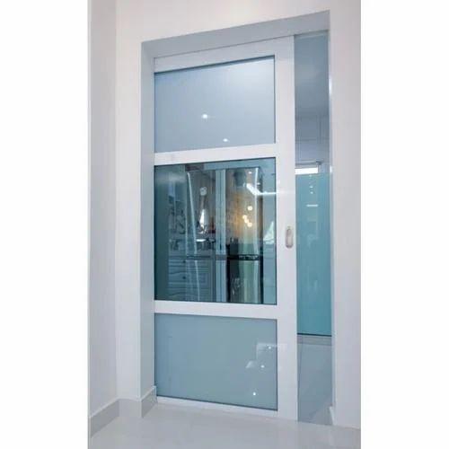 Aluminium Kitchen Sliding Door, Aluminium Ke Darwaje