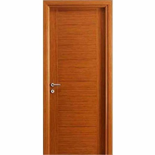 Merveilleux Wooden Plain Door