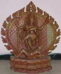 Panchaloham Panchaloha Nataraja Statue