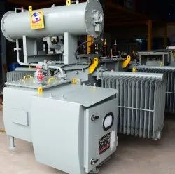 Three Phase Oil Cooled Tap Transformer