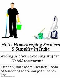 Hotel Housekeeping Staff Supplier In India