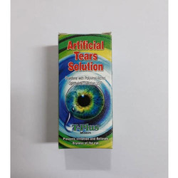 Artificial Tear Solution Eye Drops