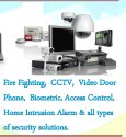 Security solutions (cctv)