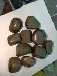 Pyrite Tumbles