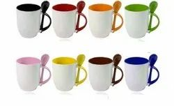 Spoon Coffee Mug