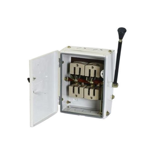 Single Phase Manual Changeover Switch  Rs 5400   Piece