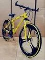 Bmw Power Yellow Mtb Cycle