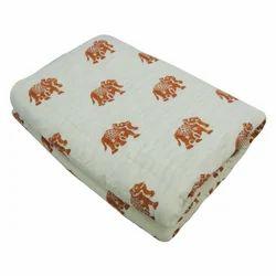 Handmade Cotton Jaipuri Razai