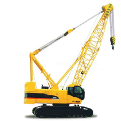 Tyre Mounted Crawler Cranes Services