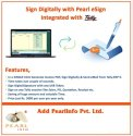 Pearl eSign - PDF Signer Software for Windows