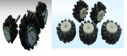 Spindle Mounted Filament Abrasives Wire Brush