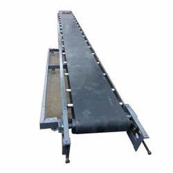PVC Belt Electric Conveyor