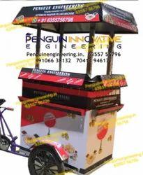 automatic panipuri cart