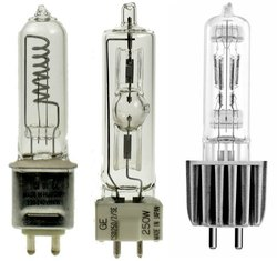 Philips Osram and GE Lamps