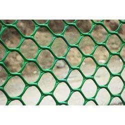 Rectangular Plastic Fencing Net