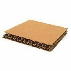 Cardboard Corrugated Sheets, for Packaging, Packaging Type: Bundle