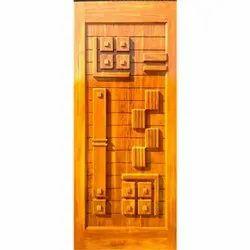 78x32 Inch Wooden Hinged Door