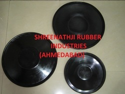 Black Rubber Diaphragm