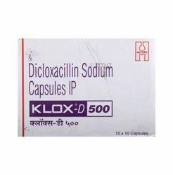 Klox D 500 Capsules