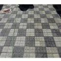 Outdoor Checkered Tile, Thickness: 15-2 Mm