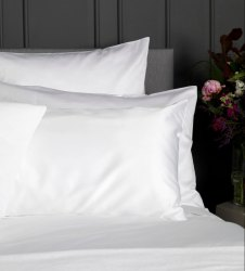White Plain 200 TC and 300 TC Fine Cotton Export Quality Fabric