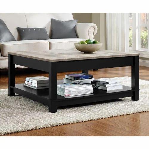 Merveilleux Rectangle Center Table