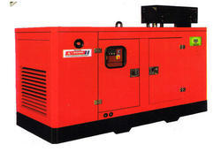 Eicher 30 KVA Diesel Generator
