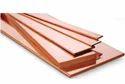 Copper Flat Bars electrolytic grade