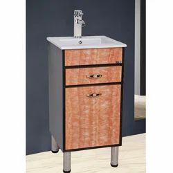 16 inch Free Standing PVC Vanities Cabinet