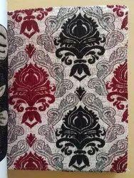 Printed Chenille Fabrics