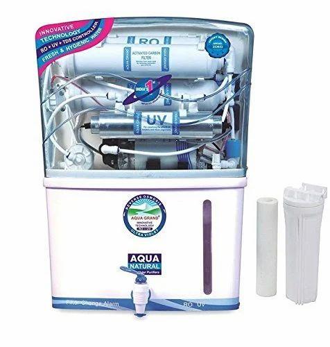 6bf64c4349 Aqua Grand Plus RO UV UF TDS, Capacity: 15-20 L, Rs 7999 /piece | ID ...