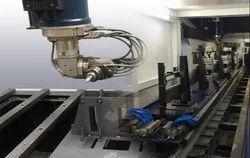 5 Axis CNC Automation Machine
