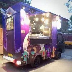 Food Van - Food On Wheels Vehicles Latest Price