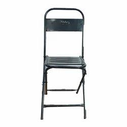 Folded Steel Chair