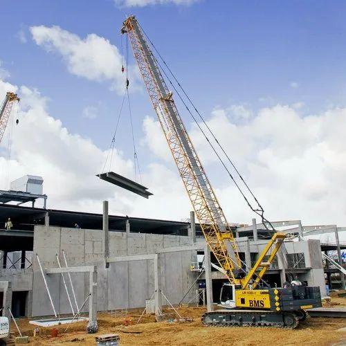 Liebherr LR 1130 1 137 ton Crawler Crane