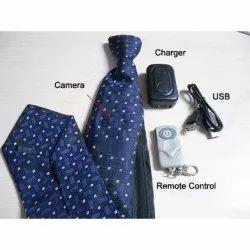 Neck Tie Spy Camera