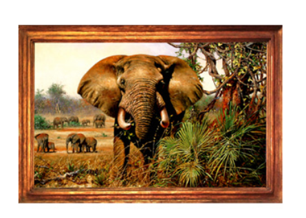 Brown Elephant Print Wedding Card Melam Communications Id 19717909397 Over 200 angles available for each 3d object, rotate and download. indiamart
