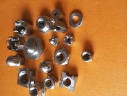 Ss Polished Precision Turned Components, Packaging Type: Box